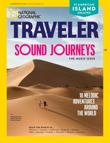 National Geographic Traveler USA №4 2019