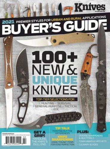 Knives Illustrated Vol.35 №1 2021
